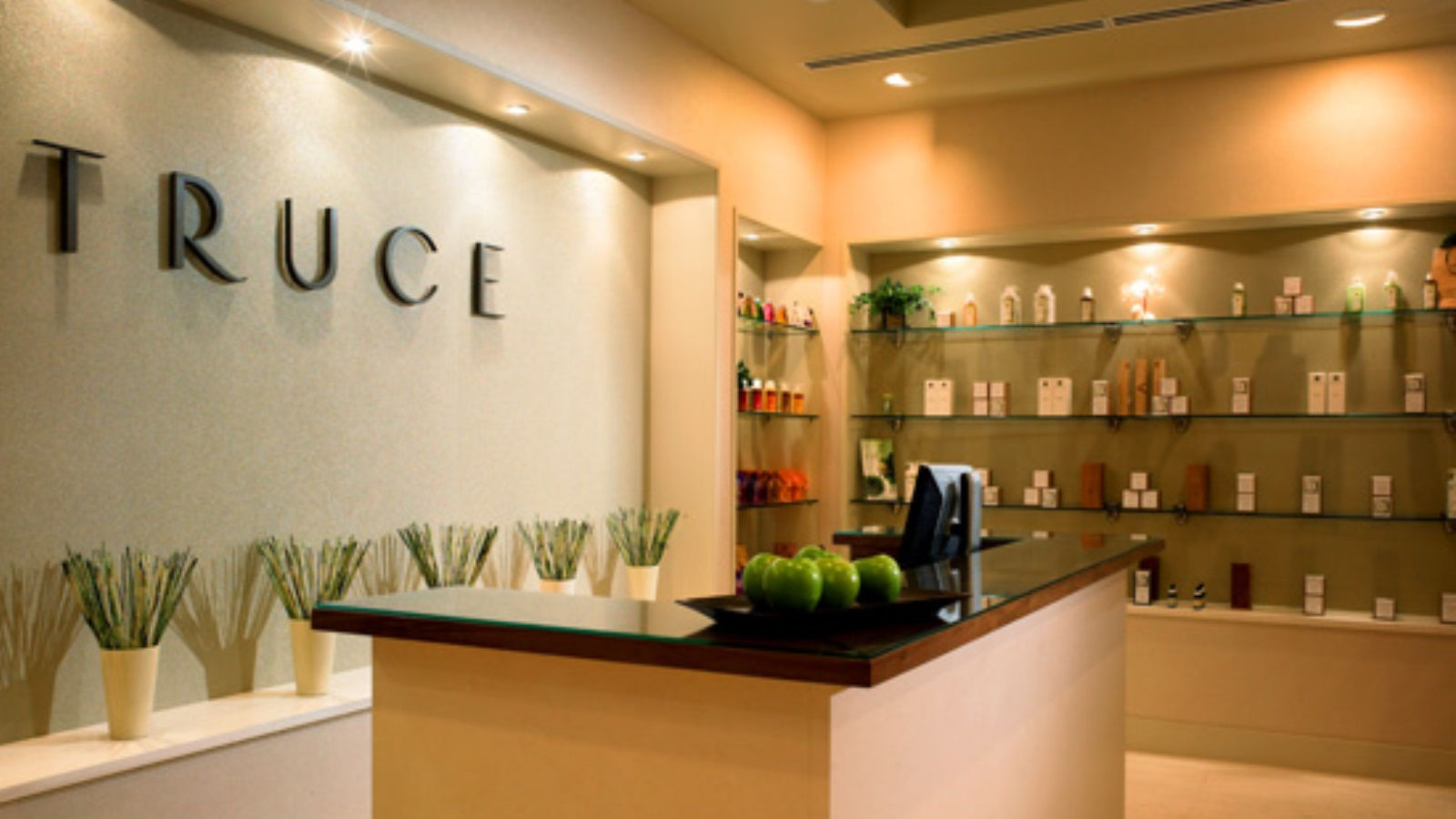 Bellevue Hotel Features - Truce Spa