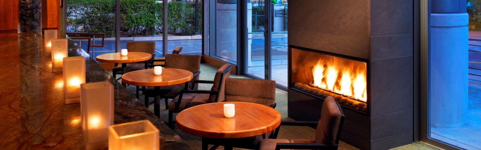 Bellevue Restaurants - Cypress Lounge & Wine Bar