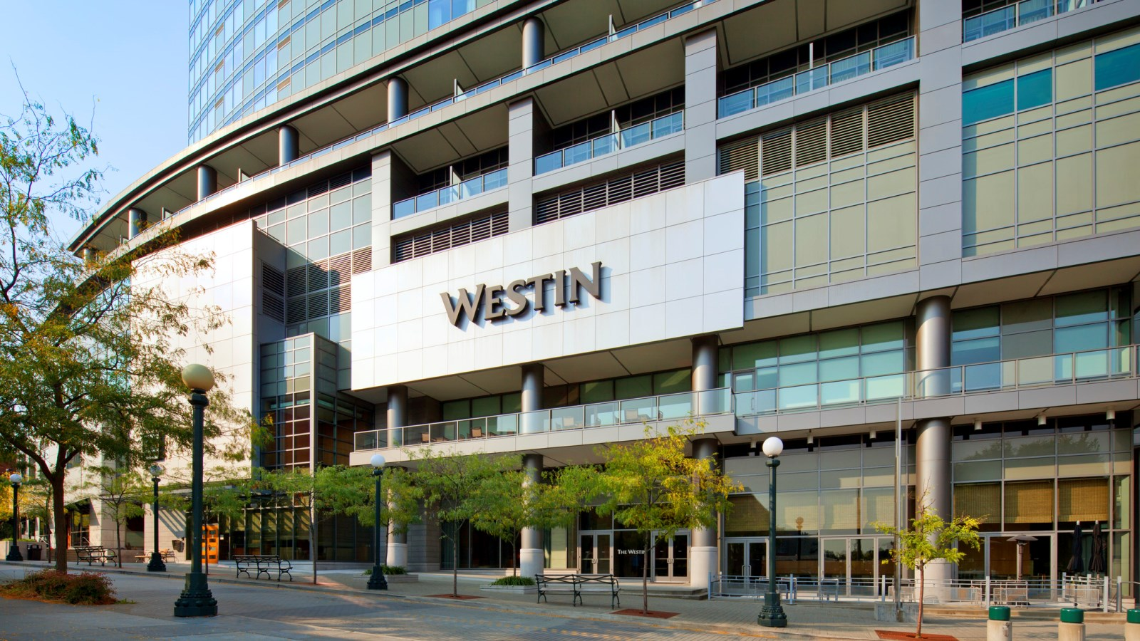 The Westin Bellevue Exterior