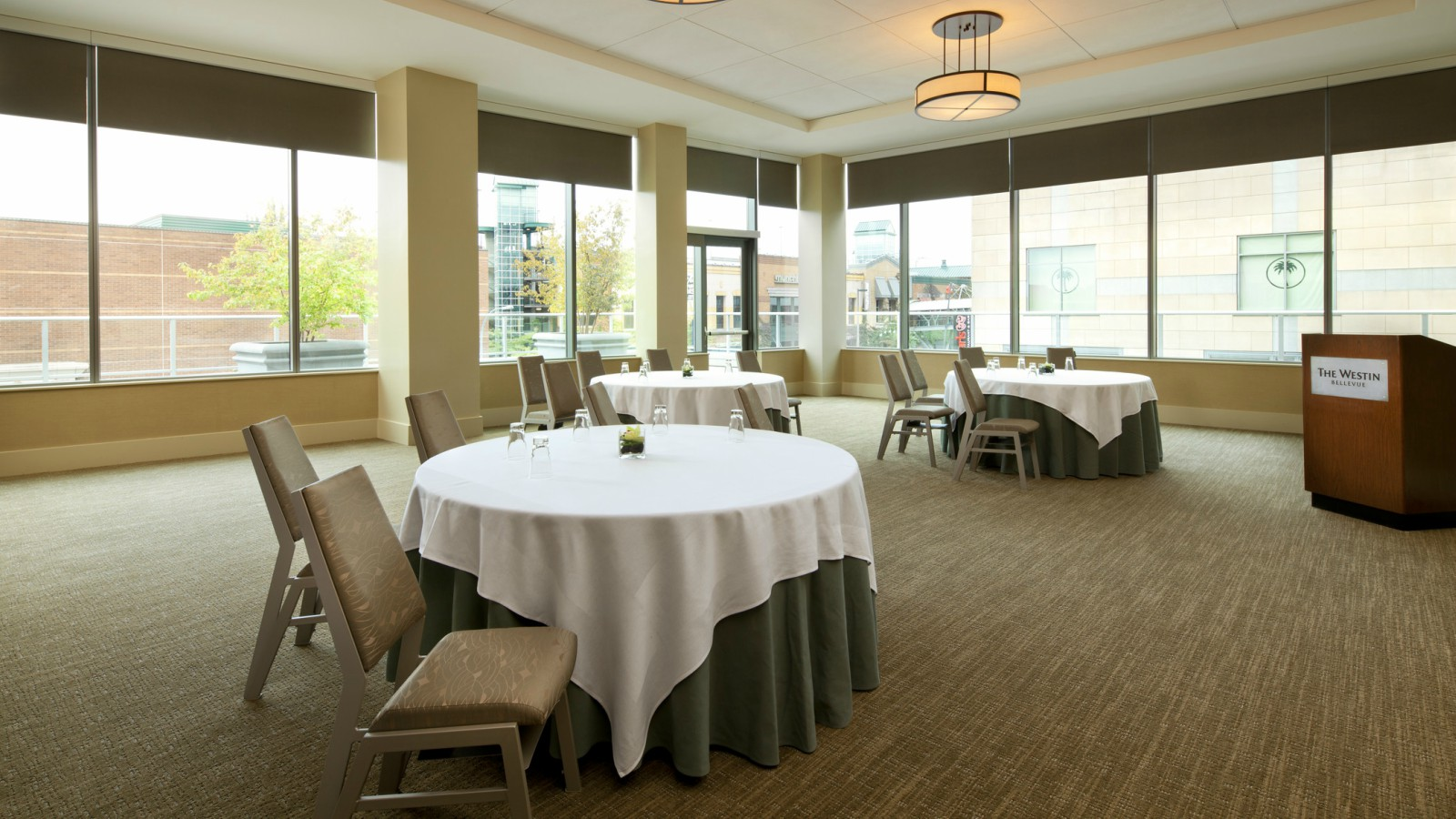 Bellevue Meeting Space - Lake Chelan