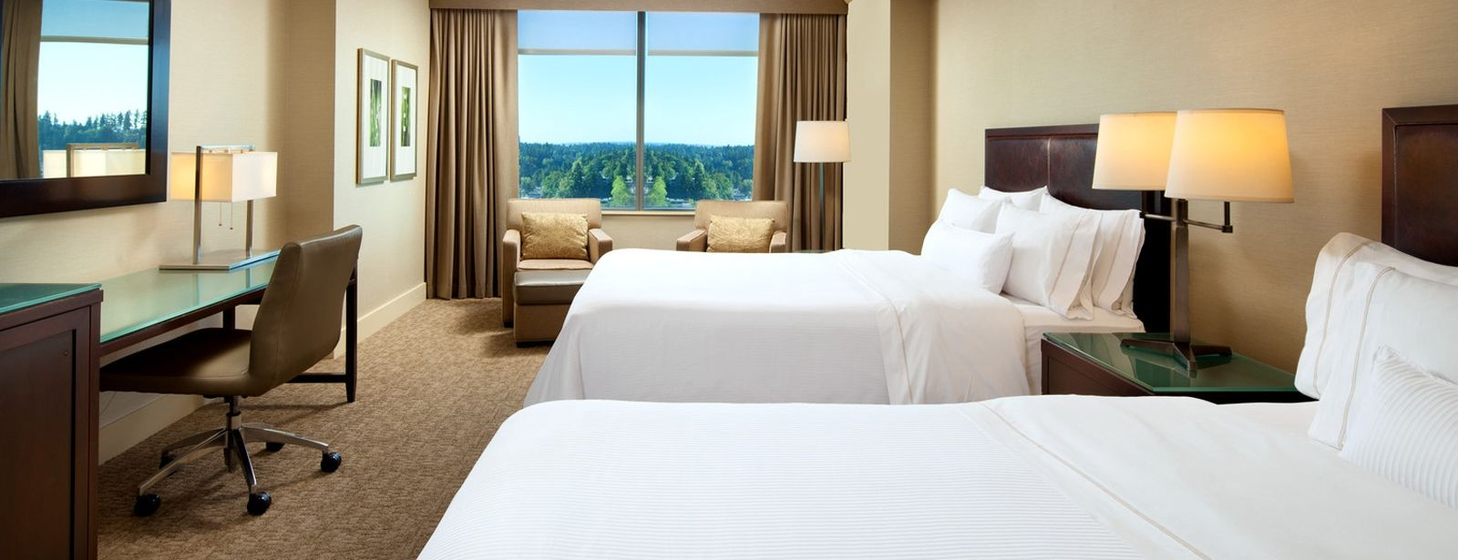 The Westin Bellevue Hotel - Deluxe Room